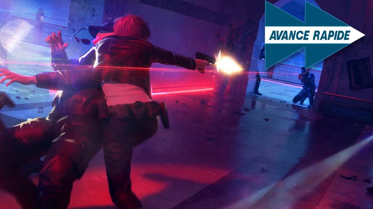 Avance Rapide : Perfect Dark - Un FPS à l'esprit d'initiative