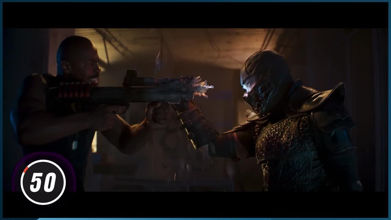 Chronique vidéo Mortal Kombat au cinéma : le trailer décrypté - jeuxvideo.com - jeuxvideo.com