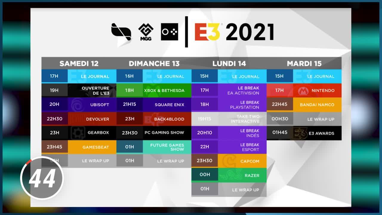 E3 et jeuxvideo.com : un partenariat et une couverture complète de l'événement !
