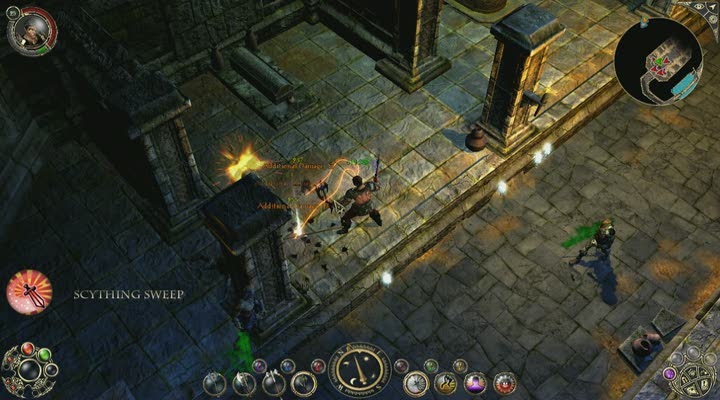 Gameplay Sacred 2 : Fallen Angel : Combats - jeuxvideo.com
