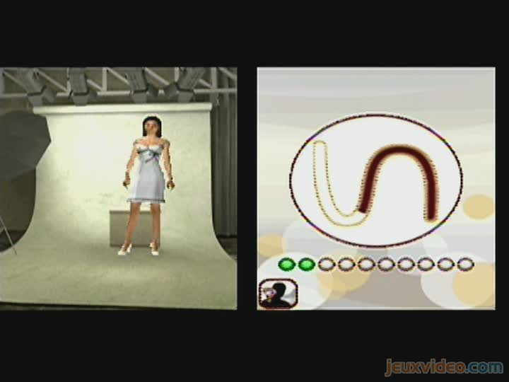 Gameplay top model le monde fascinant de la mode - Jeux de top mode ...
