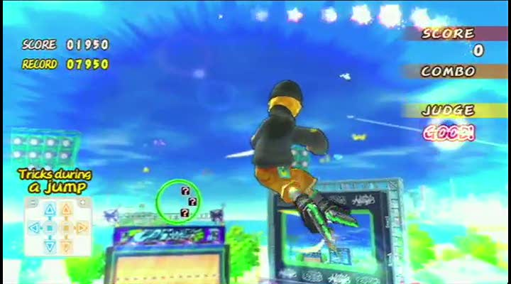 Gameplay Family Trainer Extreme Challenge E3 2009