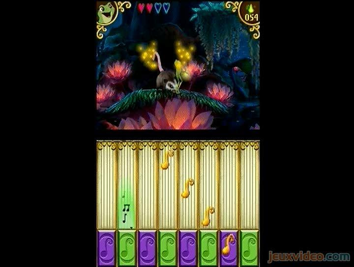 Gameplay la princesse et la grenouille cuisine et jazz - La princesse et la grnouille ...