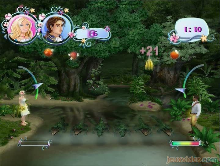 Gameplay barbie princesse de l 39 ile merveilleuse barbie - Barbie et l ile merveilleuse ...