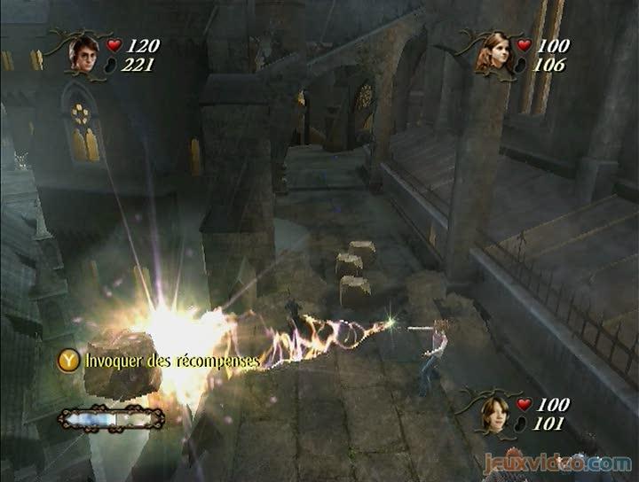 Gameplay harry potter et la coupe de feu promenade sur - Jeux de harry potter et la coupe de feu ...
