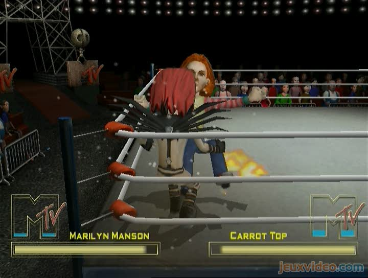 Celebrity death match ps2 create