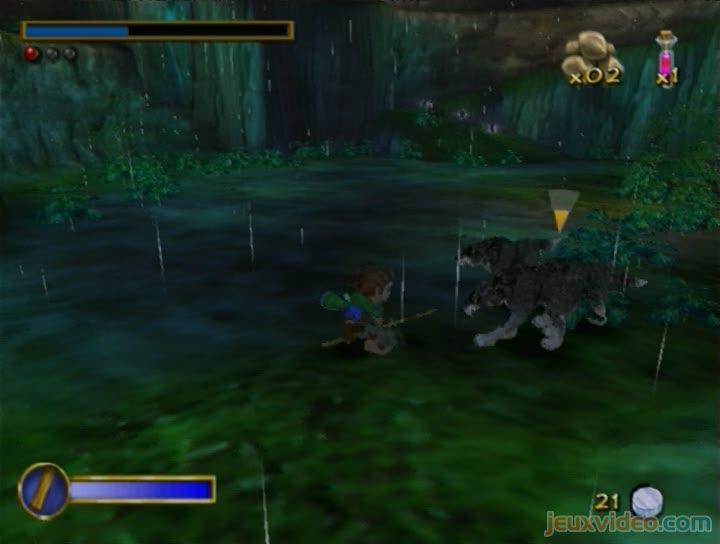 Gameplay Bilbo Le Hobbit Semi Homme En Action