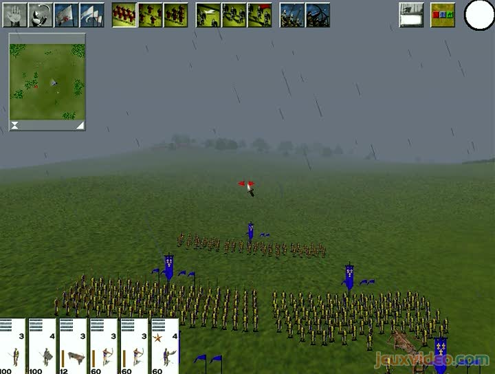 gameplay medieval total war la guerre de cent ans n 39 aura pas lieu. Black Bedroom Furniture Sets. Home Design Ideas