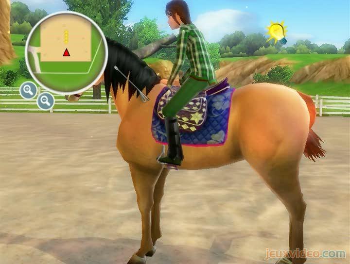 Gameplay grand galop petit poney pour un grand galop - Grand galop le cheval volant ...