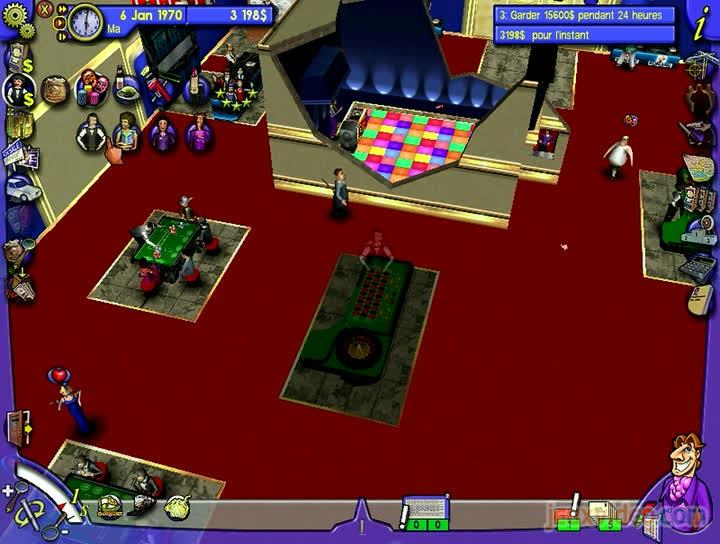 Casino Inc The Management