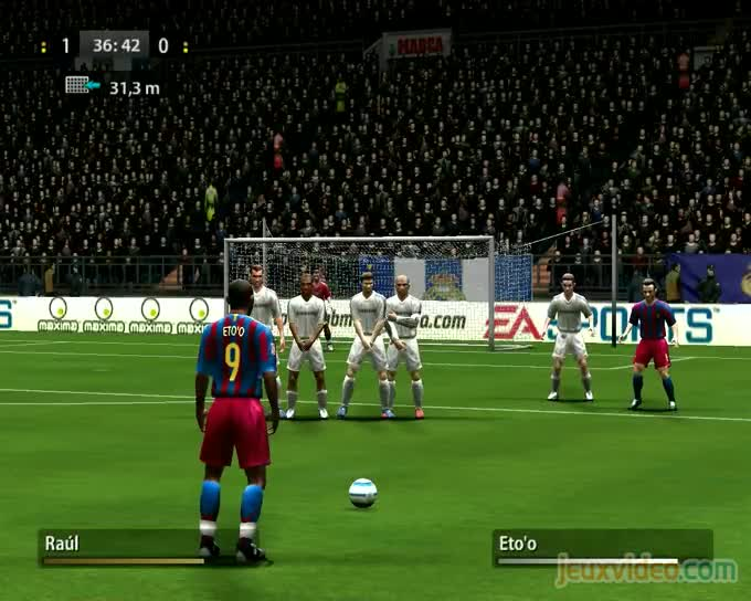 Ronaldinho vs zidane video