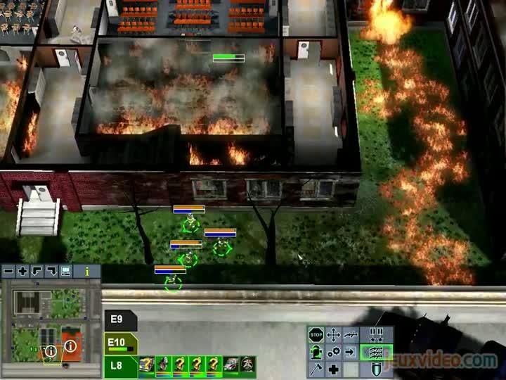 Gameplay fire department 2 au feu les pompiers v 39 l la for Au feu les pompiers la maison