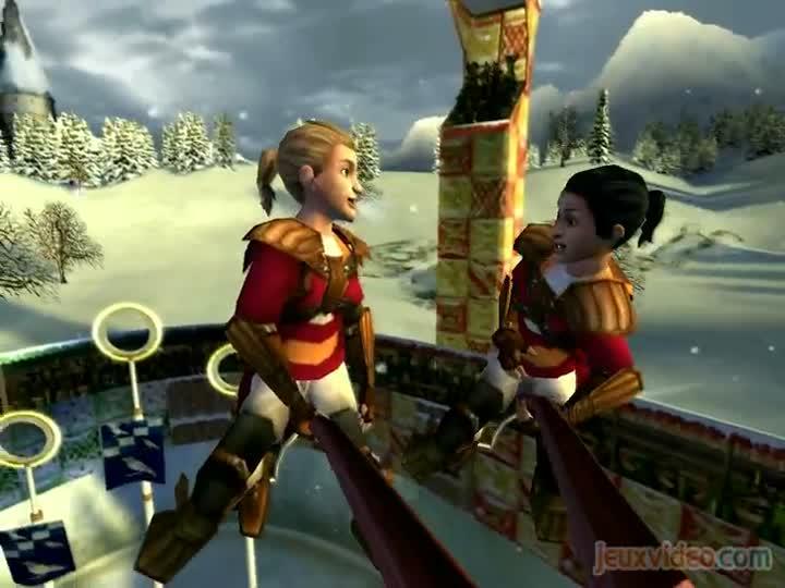 Gameplay harry potter coupe du monde de quidditch - Harry potter coupe du monde de quidditch ...