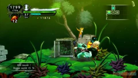 Dust : An Elysian Tail : Des secrets en pagaille