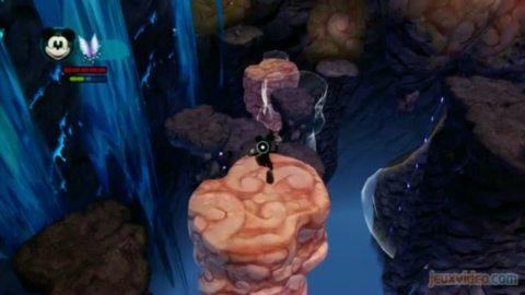 Epic Mickey : Le Retour des Héros : La caverne et le mont chauve