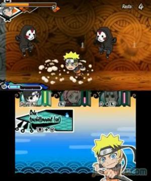 Naruto Powerful Shippuden : Repaire d'Orochimaru