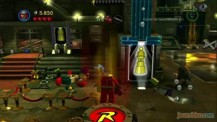 Gameplay lego batman 2 dc super heroes l 39 homme ventouse - Jeux lego batman 2 gratuit ...