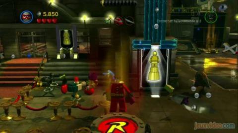 LEGO Batman 2 : DC Super Heroes : L'homme-ventouse