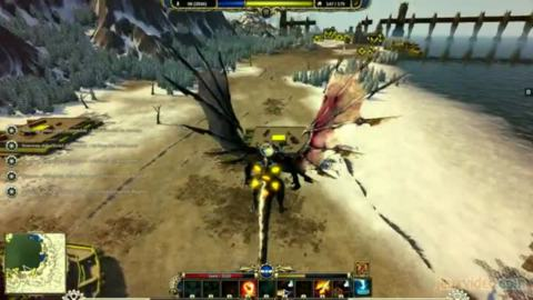 Divinity : Dragon Commander : A dos de dragon