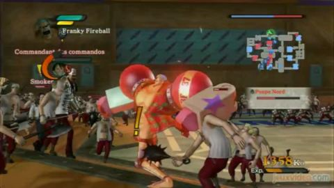 One Piece : Pirate Warriors 2 : Franky