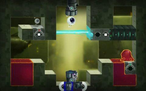 Tetrobot and Co. : Une troisième phase de gameplay