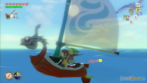 The Legend of Zelda : The Wind Waker HD : Les joies de l'exploration