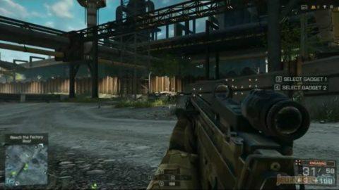 Battlefield 4 : Un solo explosif