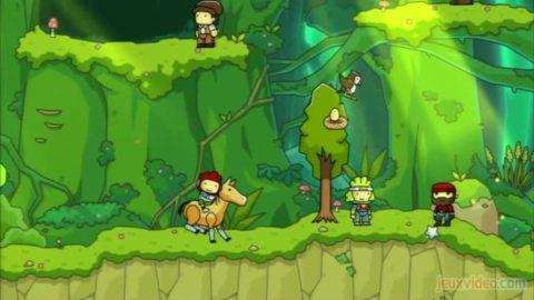 Scribblenauts Unlimited : En forêt