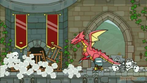 Scribblenauts Unlimited : Le dragon orphelin