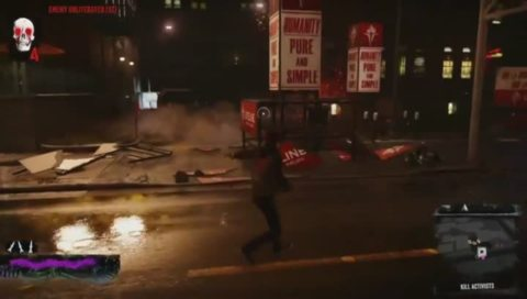 inFAMOUS : Second Son : 8 minutes de gameplay