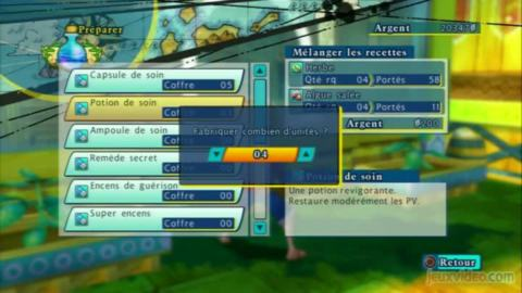 One Piece Unlimited World Red : Craft et rencontre avec Jinbei