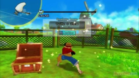 One Piece Unlimited World Red : Le mystère de Fuchsia