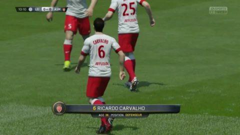 FIFA 15 : Leicester City vs AS Monaco