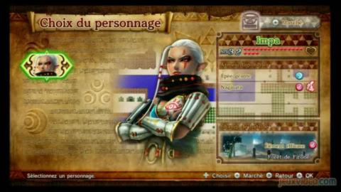 Hyrule Warriors : Exploration en mode Aventure