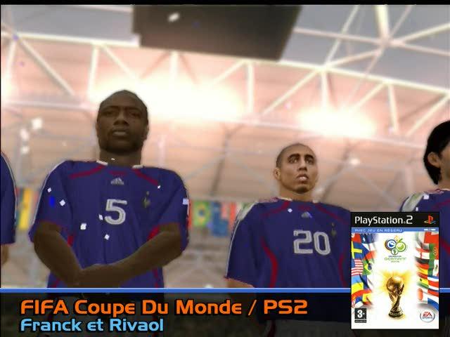Gaming live coupe du monde de la fifa 2006 france vs mexique - France portugal coupe du monde 2006 ...