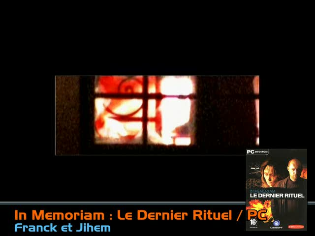 in memoriam le dernier rituel