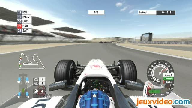 Gaming Live Formula One : Championship Edition : Barhein - jeuxvideo ...