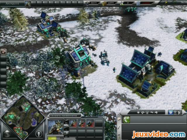 Gaming live empire earth iii temps r el for Europeanhome com