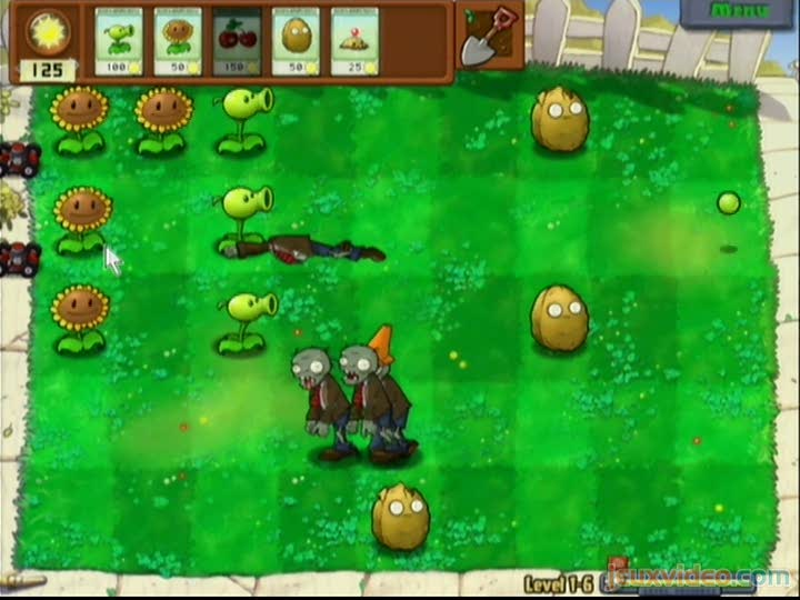 Gaming Live Plantes contre Zombies : - jeuxvideo.com