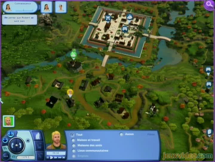 Gaming live les sims 3 destination aventure 2 3 la for Construire une maison sims 3 xbox 360