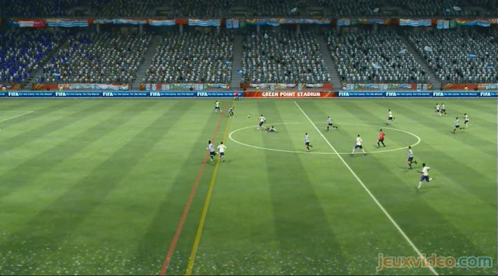 Gaming live coupe du monde de la fifa afrique du sud 2010 1 2 france uruguay 1 re mi - Coupe du monde fifa 2010 ...
