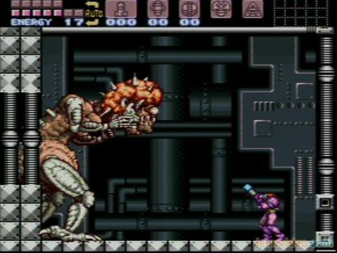 Super Metroid : 4/4 : Tourian et le combat final