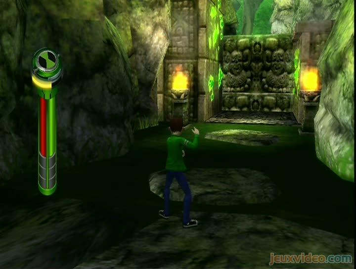 Gaming Live Ben 10 : Alien Force : Vilgax Attacks