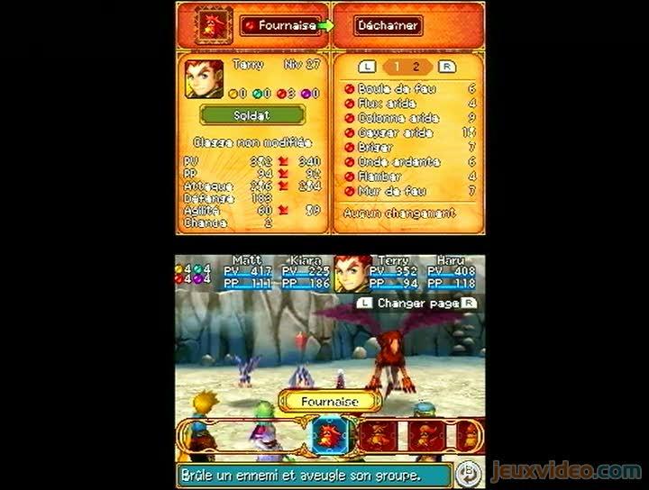 Gaming Live Golden Sun : Obscure Aurore : 1/2 : Le Pic du Rokh -  jeuxvideo com