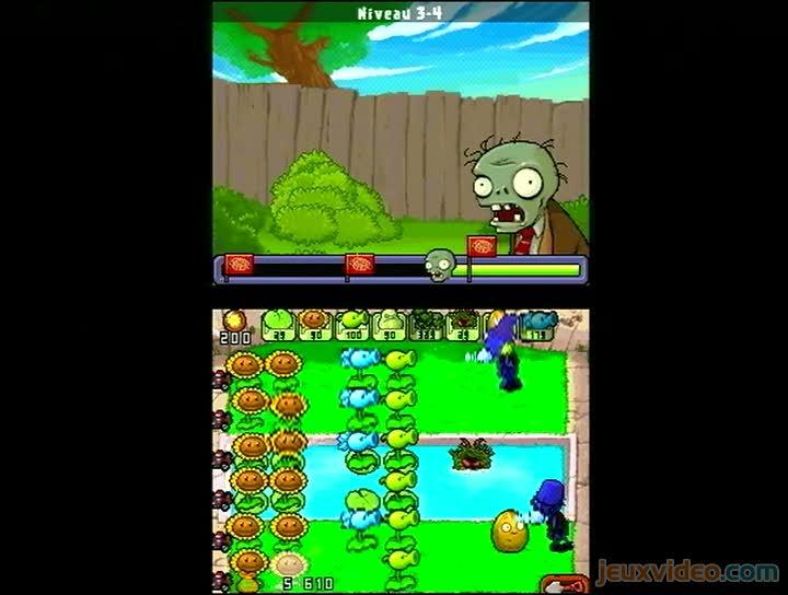 Gaming live plantes contre zombies en route vers le for Plante zombie