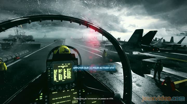 gaming live battlefield 3 4 4 un avion dans ton salon. Black Bedroom Furniture Sets. Home Design Ideas