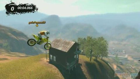 Trials Evolution : 1/2 : Mode solo