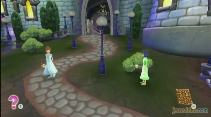 gaming live disney princesses mon royaume enchant des mondes de contes de f es. Black Bedroom Furniture Sets. Home Design Ideas