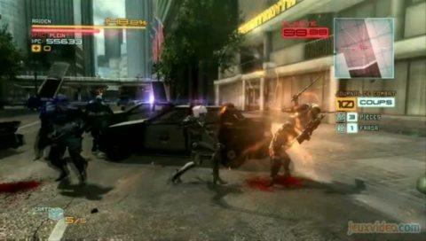 Metal Gear Rising : Revengeance : 1/2 : Un jeu d'action comme on les aime, intense mais pas bourrin pour autant
