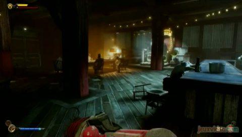 Bioshock Infinite : Les taudis